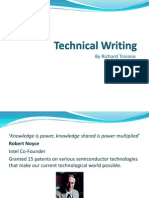 Technical Writing (1)