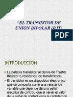 TRANSISTORES BJT UTP