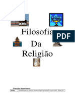 Filosofia Da Religiao