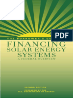 Libro - The Borrower`s Guide to Financing Solar Energy Systems