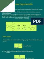 materi organometalik