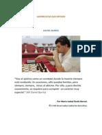 AJEDRECISTAS QUE DEFINEN. DANIEL BARRÍA 2