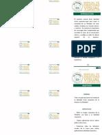 Manual de Identidad Corporativa de LA PANETIERE