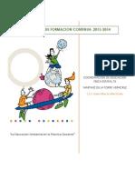 PROGRAMAS de FORMACION CONTINUA 2013.Docx Dario, Actividades, Productos y Proyecto