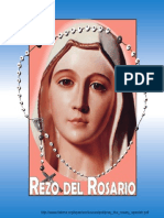 Pray the Rosary Spanish