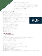 Introducción a las normas NIIF y su proceso de convergencia