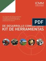 2013 ICMM - desarrollo comunitario. kit de herramientas.pdf