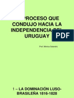 Proceso Hacia La Independencia 1820 1828