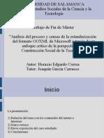 Presentación TFM