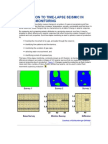 4-D Seismic Applications