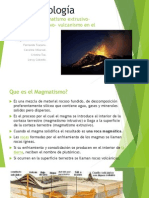 Magmatismo y Vulcanismo