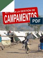 Kit Para La Gestion de Campamentos