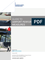 Guide to Airport Performance Measures