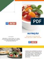 Folder Nutrição