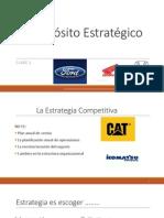 02 El Proposito Estrategico