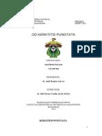 Referat keratitis pungtata.doc