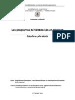 Programas de Fidelización por Internet