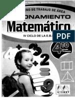 Matematica IV Grado