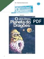 Jack Vance - O Planeta dos Dragões (PtBr) (PDL)