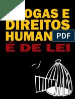 Cartilha - Drogas e Direitos Humanos