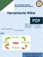 Trabajo en Equipo Wikis