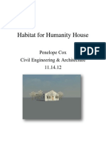 habitat for humanity house overview