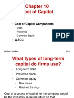 Cost of Capital_ Chapter 10