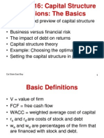 Capital Structure_chapter 16