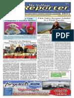 The Village Reporter - April 9th, 2014