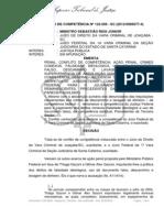 CONFLITO DE COMPETÊNCIA Nº 122.506a