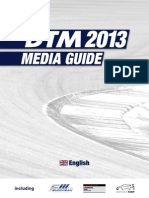 2013 DTM Media Guide (English)