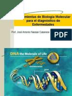 Tema 12. Clase de Biologia Molecular Jos Nastasi