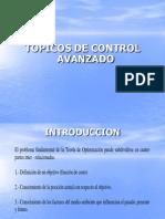Introduccion de Control Avanzado