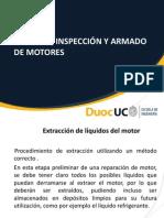 Desarme Inspeccion y Armado de Motores