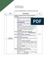 Plan de Evaluacion TIC - Estandar