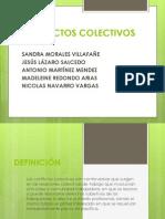 Conflictos Colectivos.nuevas Diapositivas