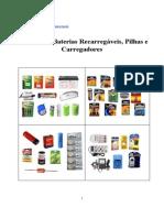 Manual Baterias e Pilhas Recarregaveis