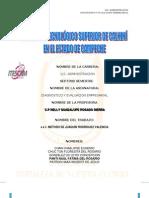 Diagnóstico y Evaluación Empresarial
