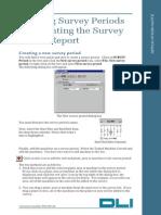 Survey Periods