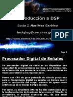 Sistemas Embebidos-2011 2doC-Introduccion a DSP-Martinez