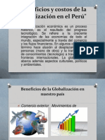 Beneficios y Costos Peru