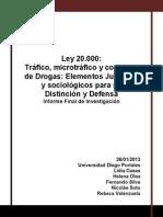 INFORME FINAL DE INVESTIGACION UDP-DefensoríaPenal27-01-13