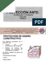 PROTECCION ACUSTICA