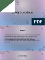 Ulkus Duodenum