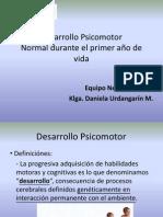 PDF Desarrollo Psicomotor Normal Del Primer Ano de Vida 2013