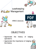 131405657 27637005 Housekeeping Management