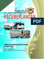 Buku Program 2011