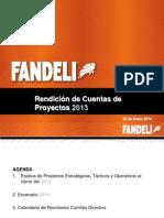 Rendición de cuentas Proyectos 2013.pptx