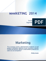 MARKETING 2014 Primera Solemne