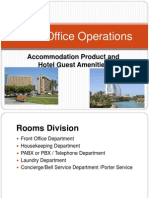 13341345 3 Front Office Accommodation Product and Hotel Guest